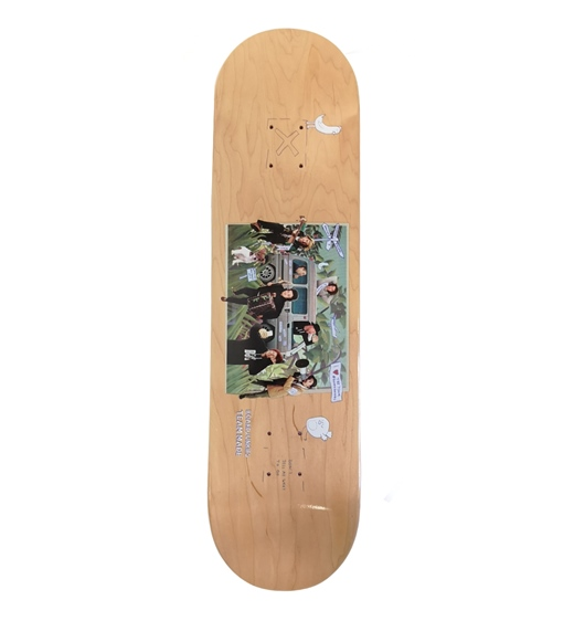 "boardjunkies Deck ""TEAMMADE"""