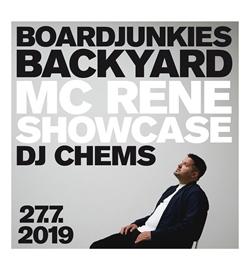 """Ticket """"MC RENE SHOWCASE"""""""