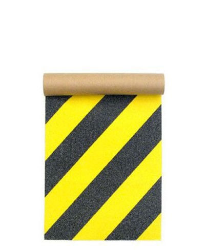 Black Diamond Griptape Caution