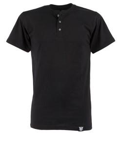 """boardjunkies Shirt """"Henley s/s Roundneck"""""""
