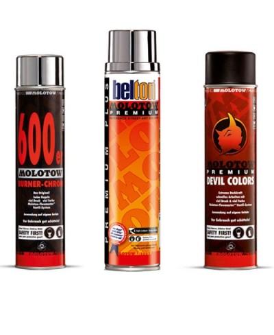 Molotow Can Premium/Burner 600 ml