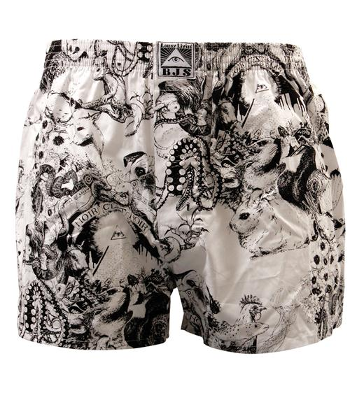 boardjunkies Boxershort boardjunkies+lousy livin