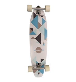 "boardjunkies Longboard ""Triangle"" (pintail)"