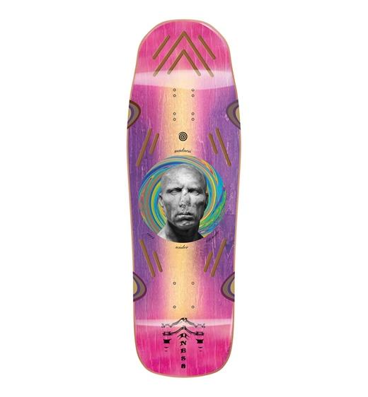 "Madness Skateboard Deck Nose Blunt R7 10.0"""