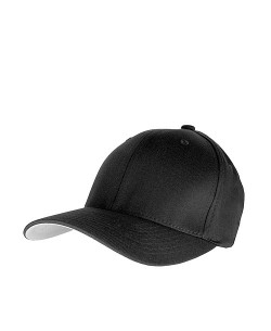 "Flexfit Cap ""Flexfit"" (black/grey)"