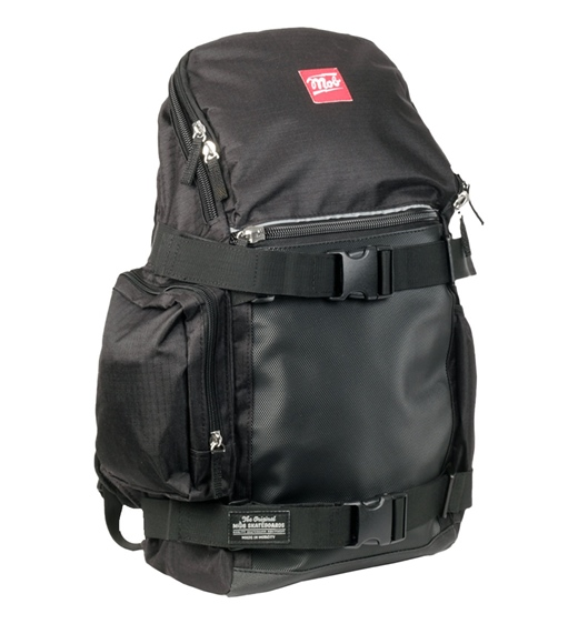Mob Skateboards Backpack Trouble