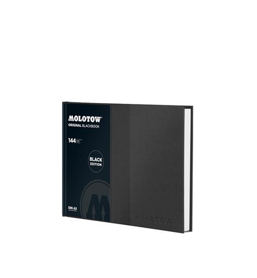 Molotow Blackbook DIN A5 quer