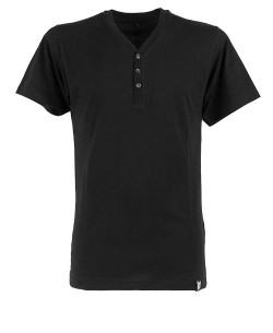 boardjunkies Shirt Henley V-Neck
