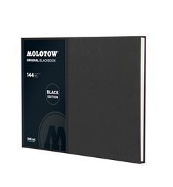 Molotow Blackbook DIN A4 Querformat
