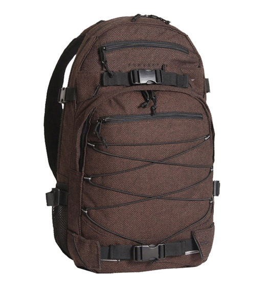 "Forvert Rucksack ""New Louis"" flannel brown"