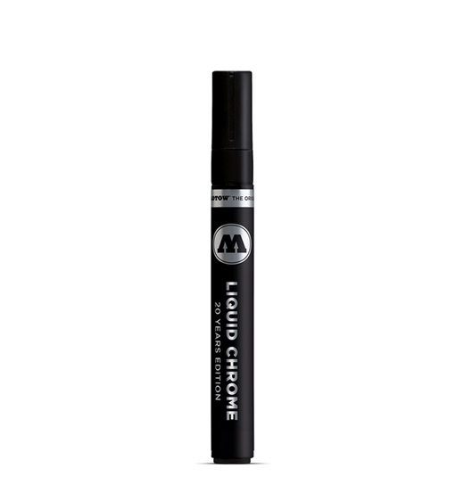 Molotow Marker Liquid Chrome 4mm