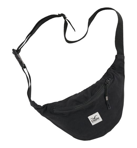 Cleptomanicx Hip Bag C.I. Patch