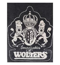 boardjunkies Decke BJS x WOLTERS
