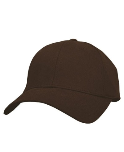 "Flexfit Cap ""Flexfit"" (brown)"