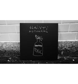 Kitschkrieg EP KK x Haiyti Toxic Ep Vinyl