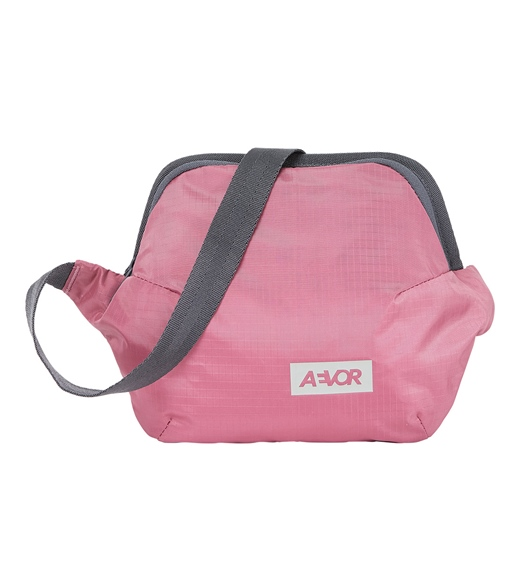 "Aevor Hip Bag ""Hip Bag Plus"" (ripstop cassis)"