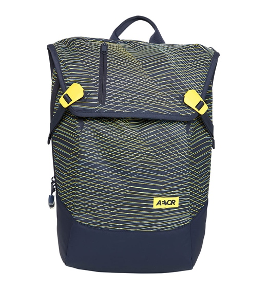 Aevor Backpack Daypack fineline twin yellow