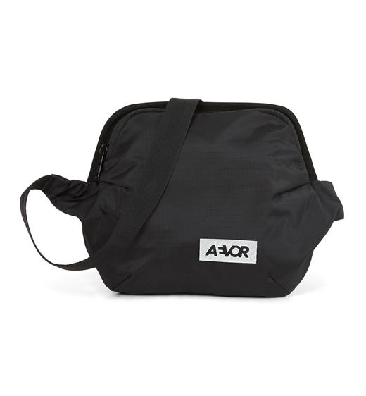 "Aevor Hip Bag ""Hip Bag Plus"" (ripstop black)"