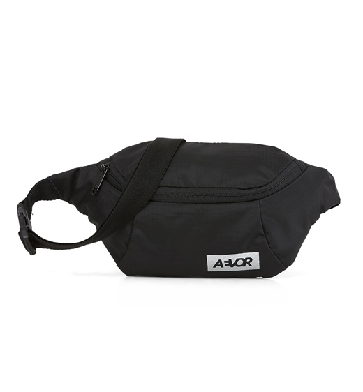 Aevor Hip Bag ripstop black