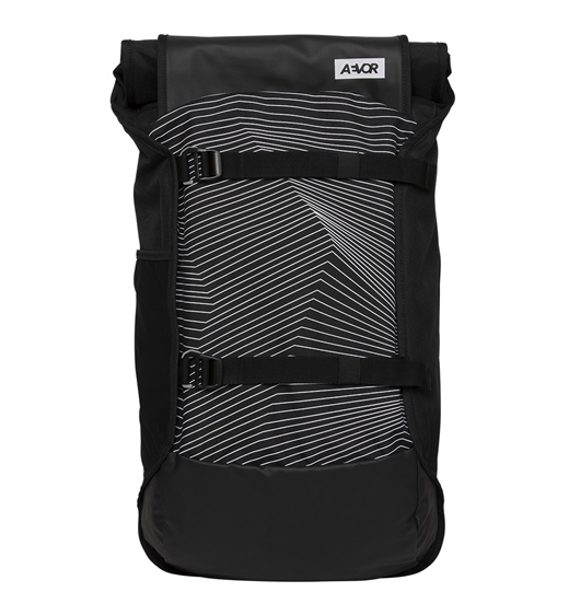 "Aevor Backpack ""Trip Pack"" (fineline black)"