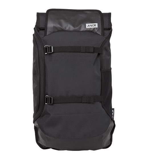 """Aevor Backpack """"Travel Pack Proof"""" (black)"""