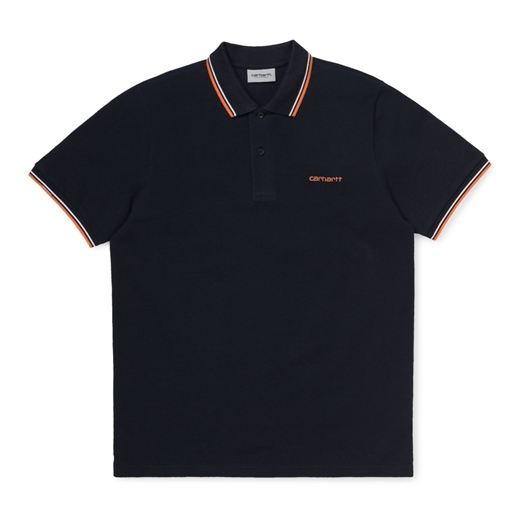 "Carhartt WIP Polo Shirt ""Embroidery"""