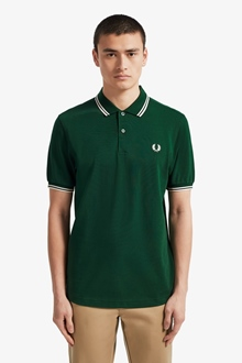 """Fred Perry Polo Shirt """"Twin Tipped Fred Perry"""""""