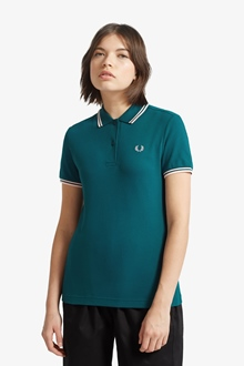 "Fred Perry Girls Polo ""Twin Tipped Fred Perry"""