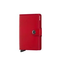 "Secrid Miniwallet ""M-Red-Red"""