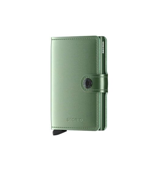 Secrid Miniwallet MMe-Green