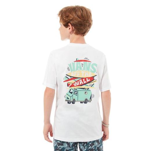 """Vans Kids Shirt """"Boarded Up"""""""