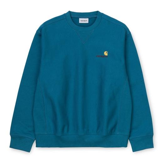 "Carhartt WIP Sweater ""American Script"""