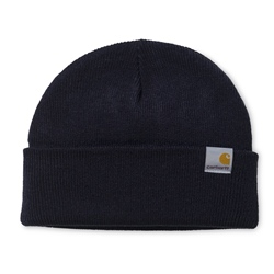 Carhartt WIP Beanie Stratus Hat Low dark navy