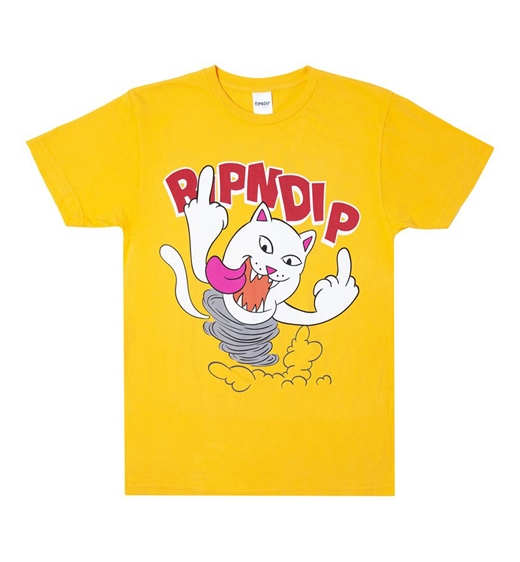 "RipNDip Shirt ""Nermanian Devil Tee"""