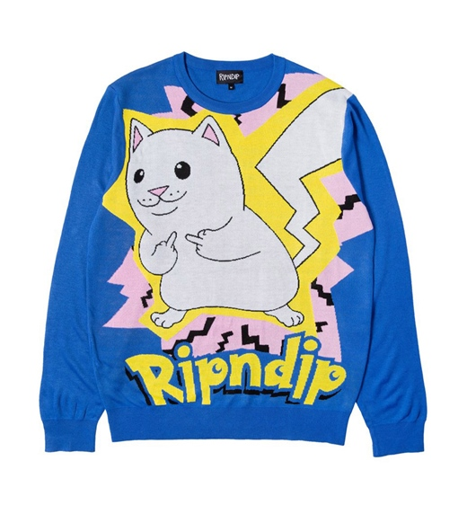 """RipNDip Sweater """"Catch Em All"""""""