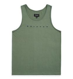 """Brixton Shirt """"Cantor Tank"""""""