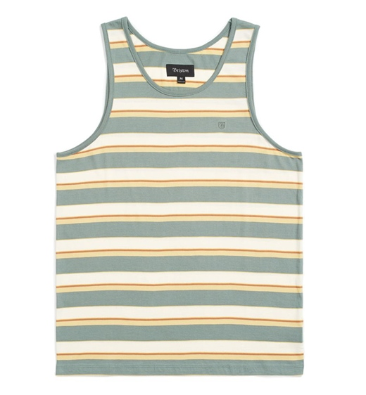 "Brixton Shirt ""Hilt Tank"""