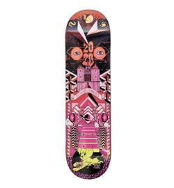 boardjunkies Skateboard Deck Stay Stoned