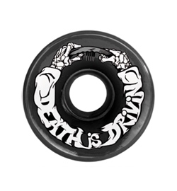 "Haze Wheels ""Death is Driving"" 60mm"