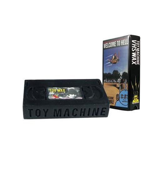 Toy Machine Skatewax Wax V.H.S