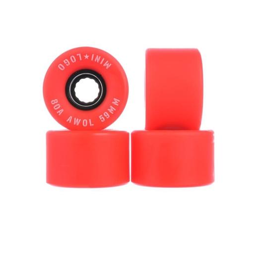 Mini Logo Rolle A.W.O.L A-Cut II 80A 59mm