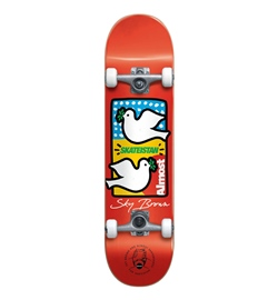 Almost Komplettboard Double Doves Skateistan