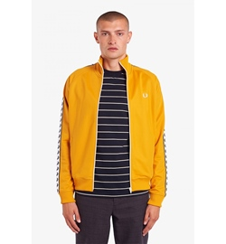 """Fred Perry """"Taped Track Jacket"""""""