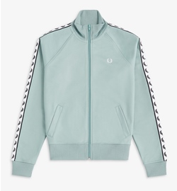Fred Perry Girls Taped Track Jacket