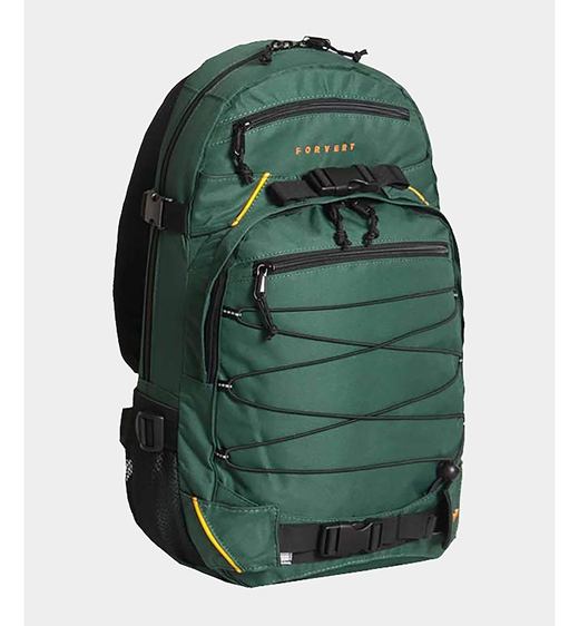 "Forvert Backpack ""Louis"" (dark green)"