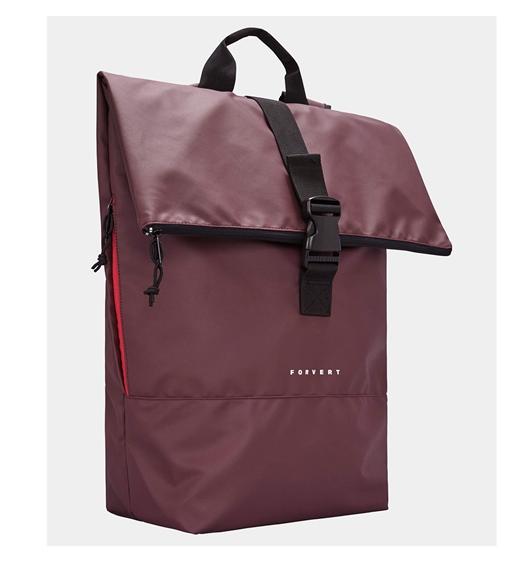 Forvert Backpack Tarp Lorenz plum