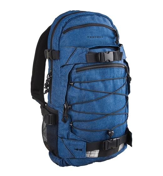 """Forvert Backpack """"Denim Louis"""" (light blue)"""