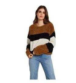 Volcom Girls Sweater Bubble Tea Sweater