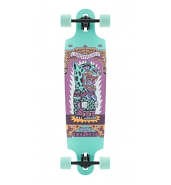 Landyachtz Longboard Drop Cat Illuminacion 38""