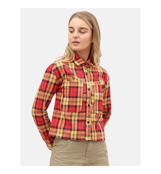 Dickies Girls Hemd New Iberia Shirt